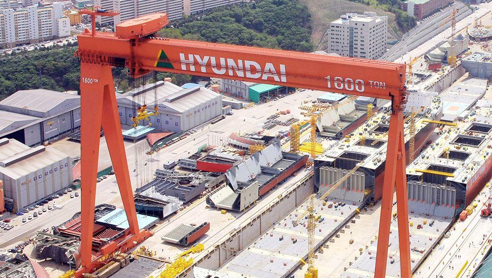South Korea's Hyundai Samho to build one LNG carrier