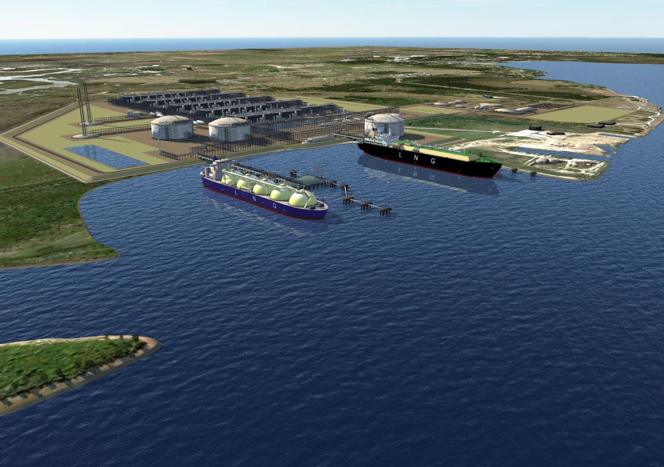 Tellurian says Driftwood LNG deal with TotalEnergies terminated