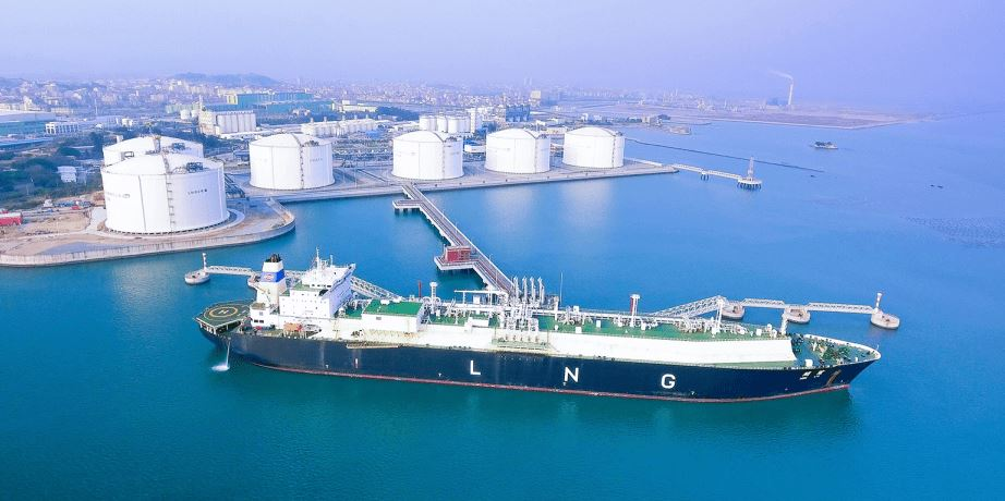 TotalEnergies says average Q2 LNG price up