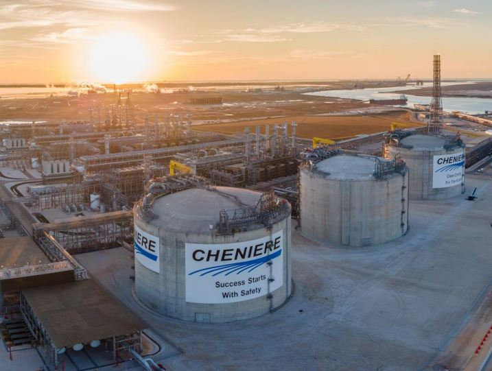 US weekly LNG exports rise to 21 cargoes