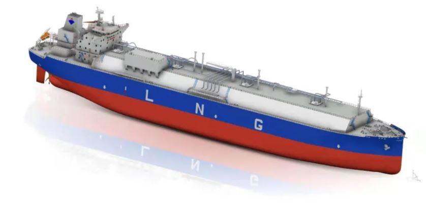 China's Jovo orders one LNG carrier at Jiangnan