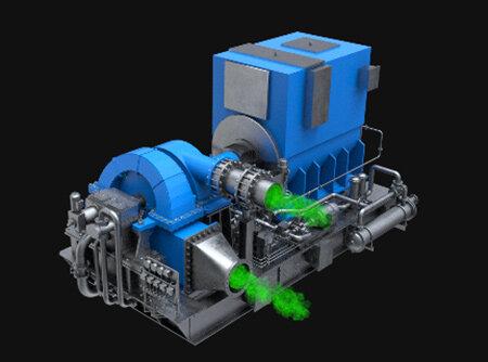 DSME, MOL test new FSRU regas system