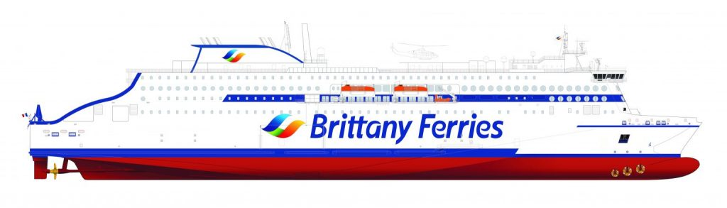 Deltamarin wins design gig for Stena's LNG-powered trio