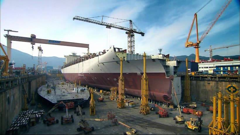 Hyundai LNG Shipping places another LNG carrier order at DSME