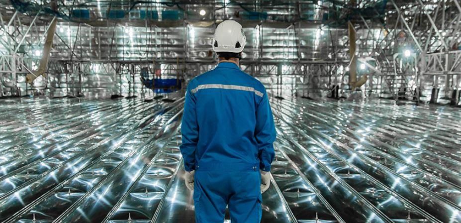 Jiangnan awards first LNG carrier tank job to GTT