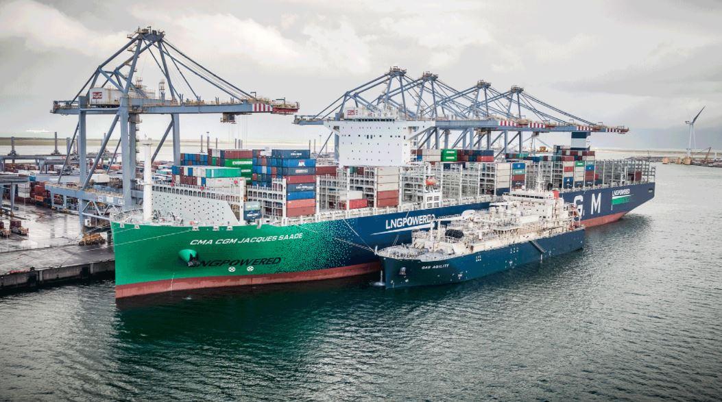 Rotterdam LNG bunkering volumes hit new record