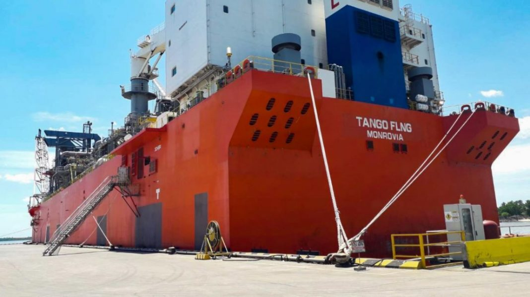 Exmar says to secure work for Tango FLNG, small FSRU in next 12 months