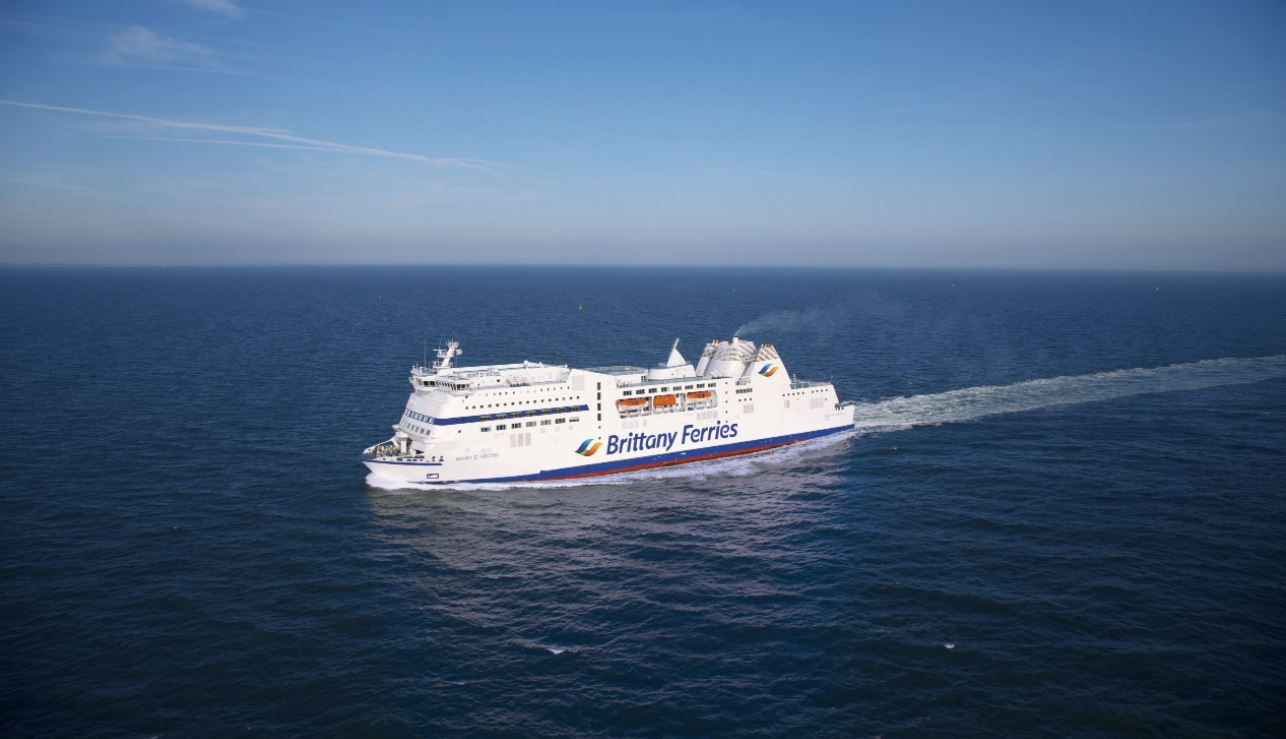 France's CMA CGM invests in Brittany Ferries
