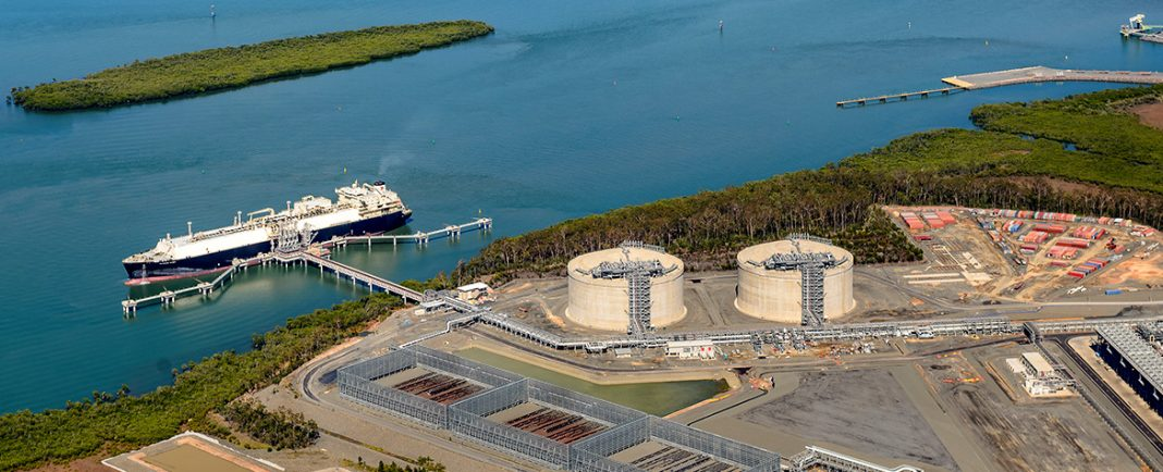 Gladstone LNG exports continue to rise