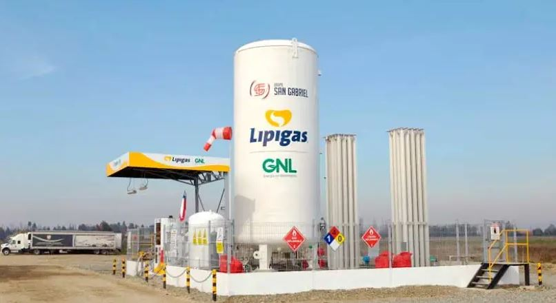 HAM completes Chile's first LNG filling station