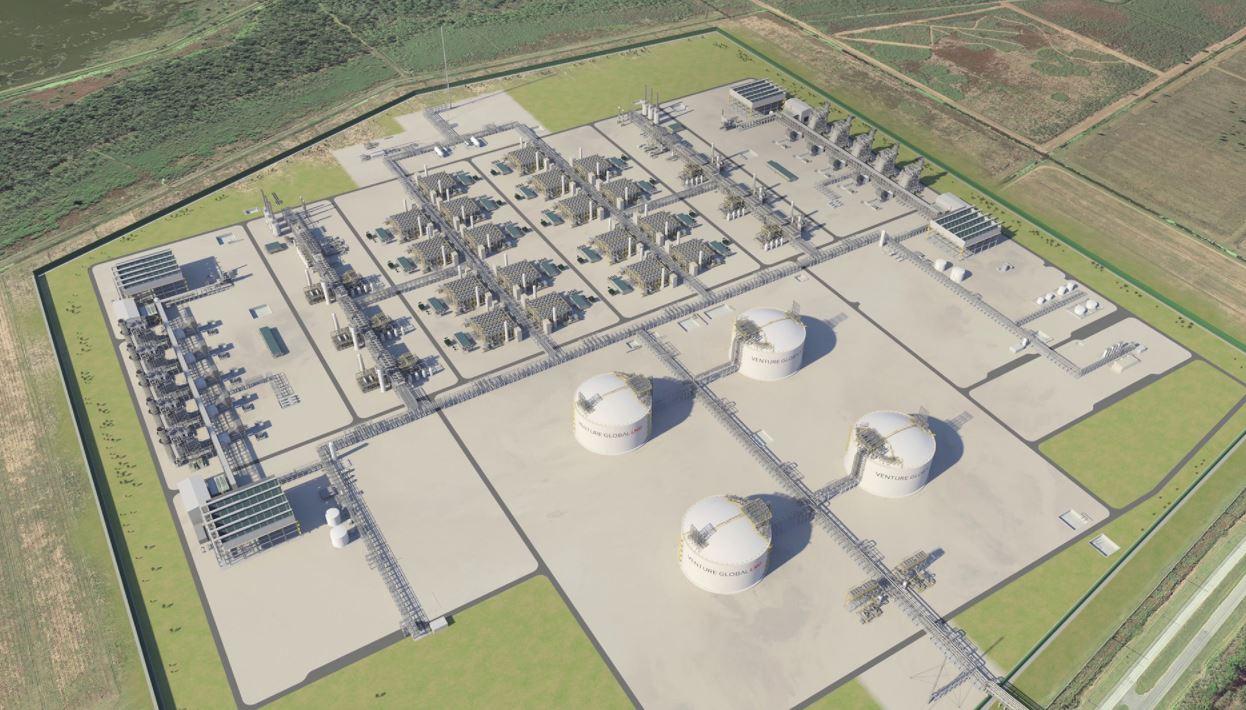 Venture Global preparing Plaquemines LNG site ahead of FID