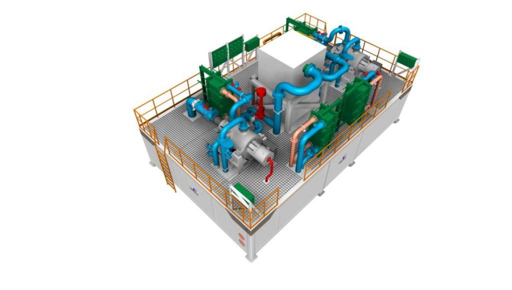 Wartsila wins contract to supply reliquefaction tech for Knutsen's LNG trio