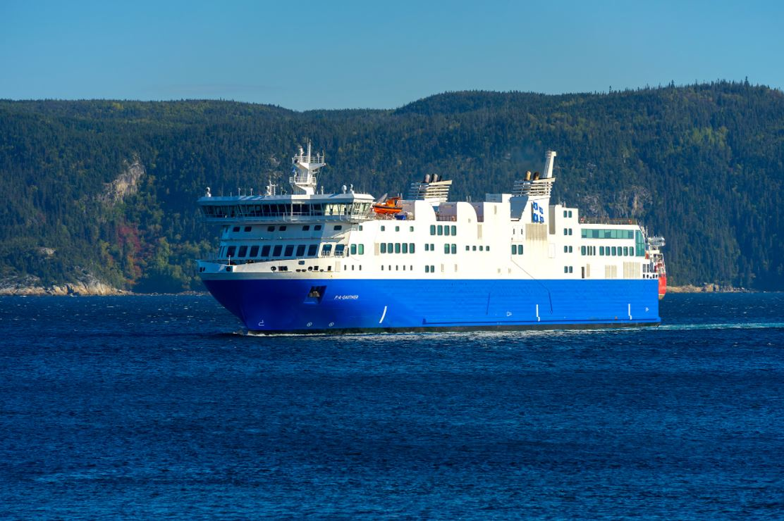 Wartsila wins new maintenance contract for Canadian LNG ferry