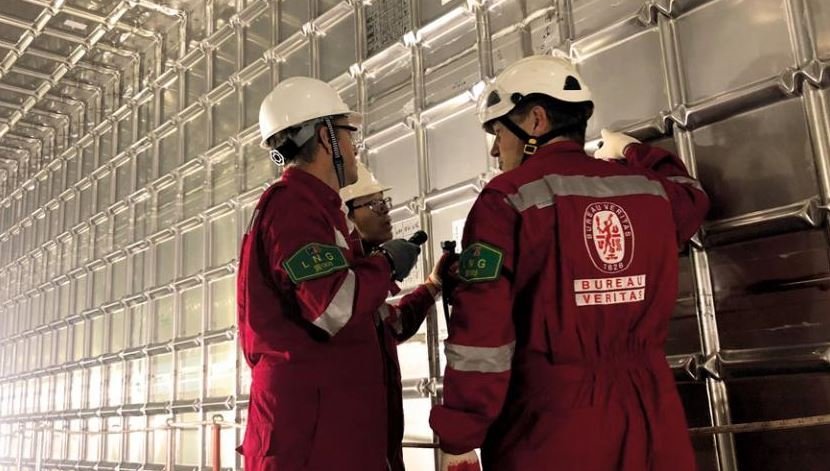 BV OKs Malaysian LNG bunkering vessel design
