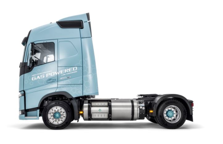 BlueFuel says to provide fuel for first LNG-powered truck in Greece