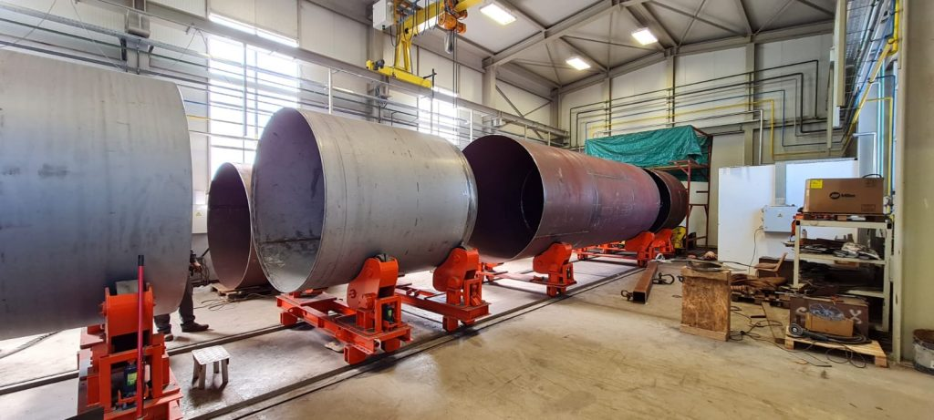Croatia's Rektor LNG launching production of ISO tanks