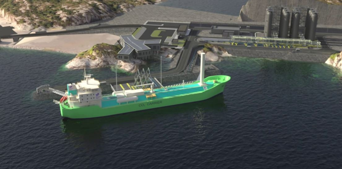 DSIC to build two LNG-powered CO2 carriers for Northern Lights JV