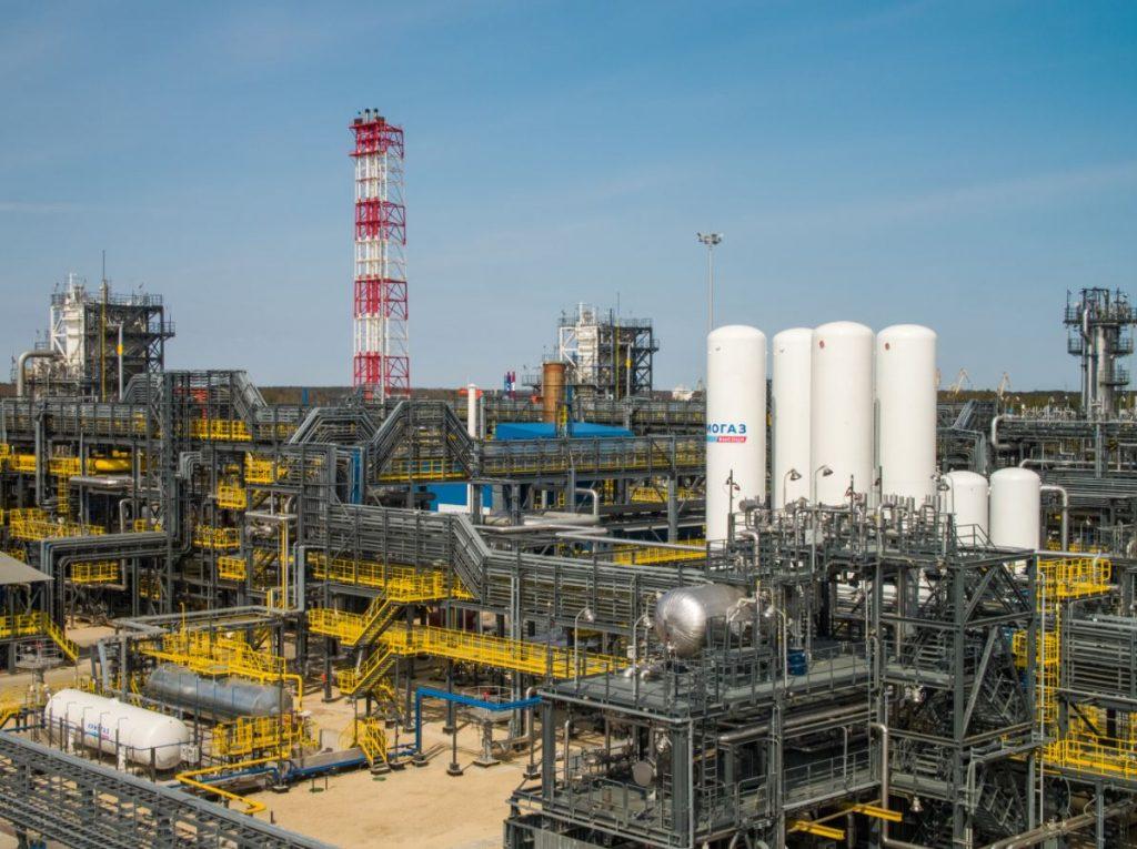Fluxys, Novatek scrap Rostock LNG plans
