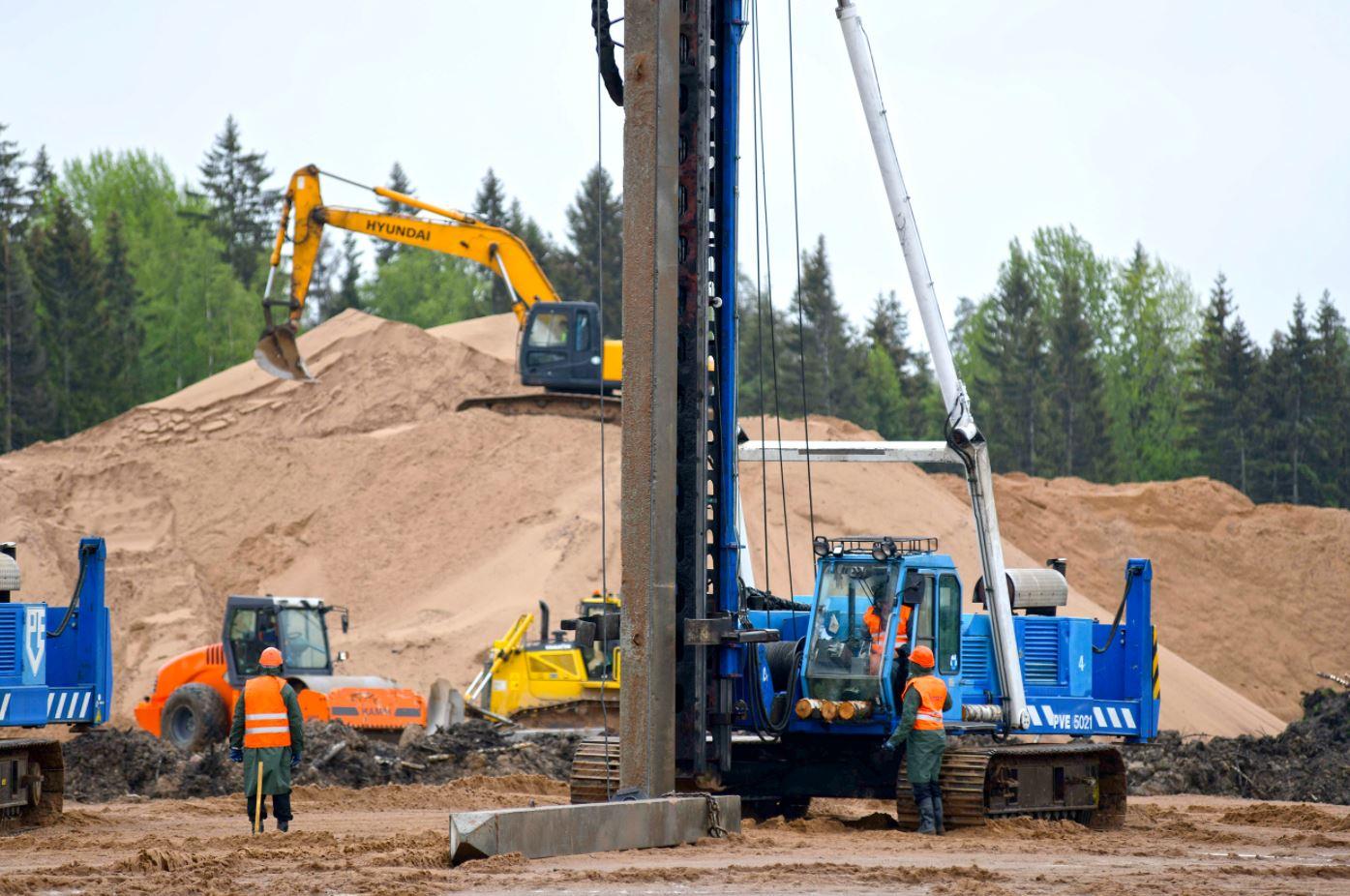 Gazprom plans third LNG train at Ust-Luga complex