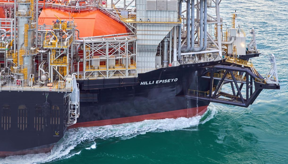 Golar fixes LNG carrier on one-year charter