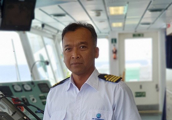 NYK appoints first Indonesian LNG carrier captain