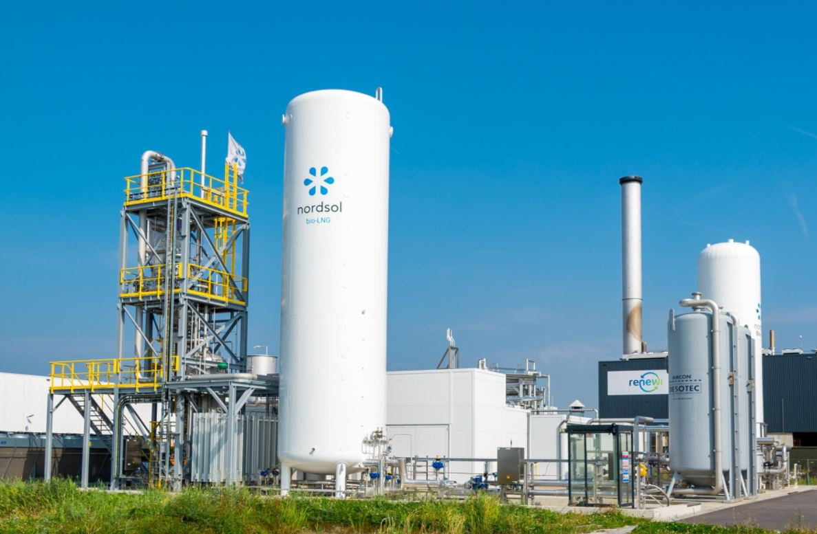 Nordsol and partners launch first Dutch bio-LNG plant