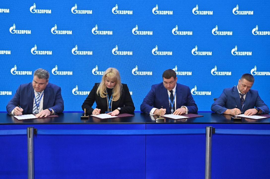 Russia's Gazprom plans more small-scale LNG projects
