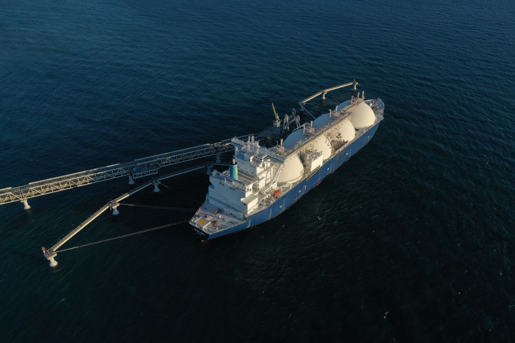 Russia's Sakhalin LNG terminal ships its first carbon-neutral cargo
