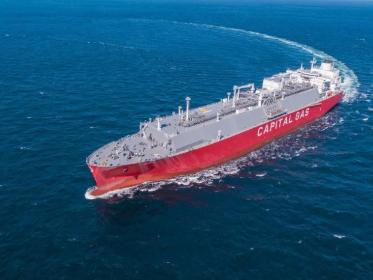 Wartsila to supply shaft generator systems for LNG carrier duo
